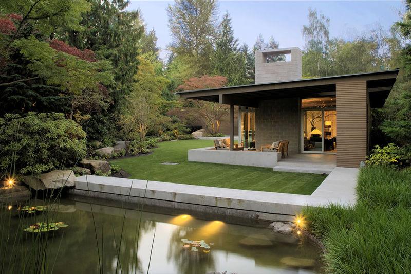 casa linda simples