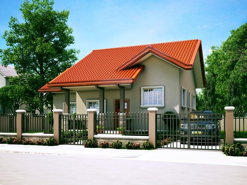 simples casa linda
