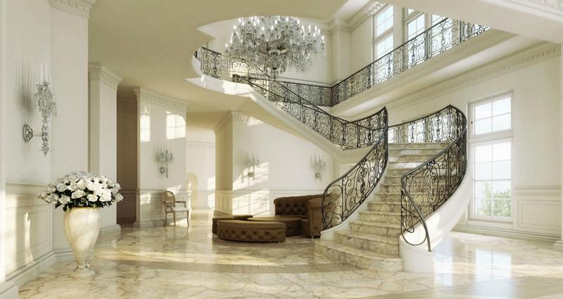 casa linda com escada