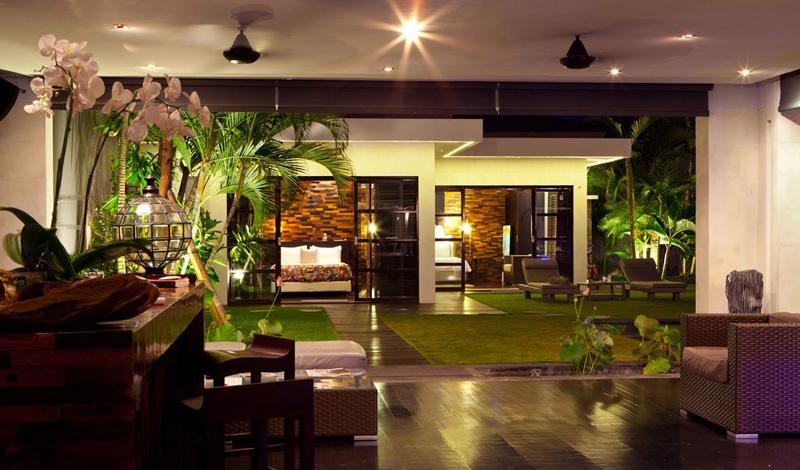 casa linda com plantas