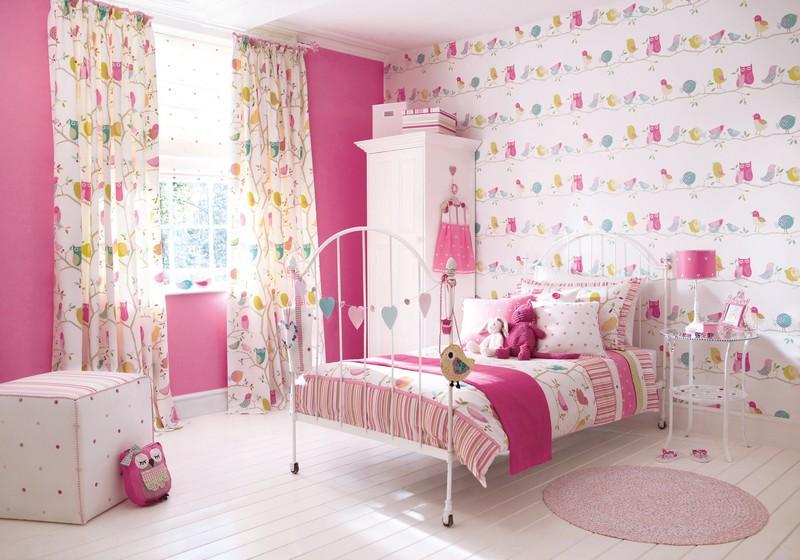 quarto infantil com coruja