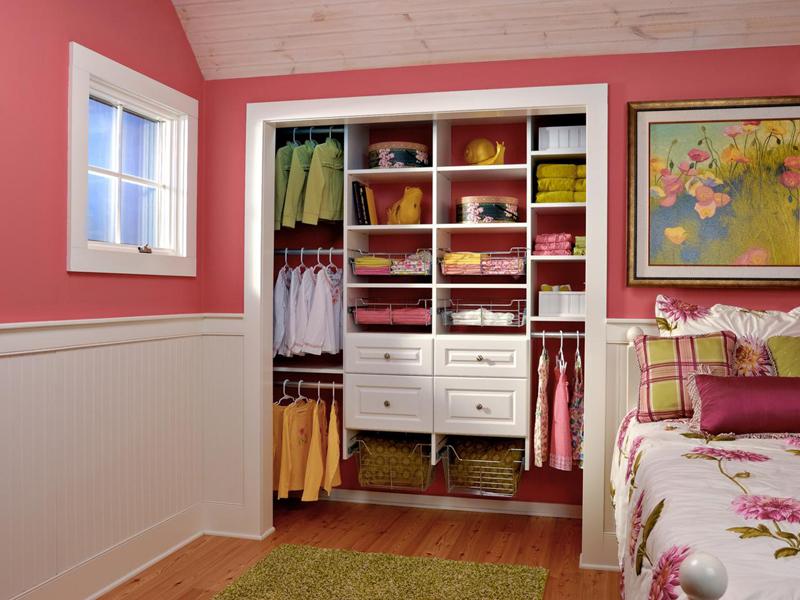 minicloset barato rosa
