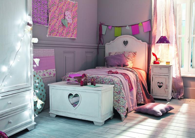 quarto infantil com tecidos