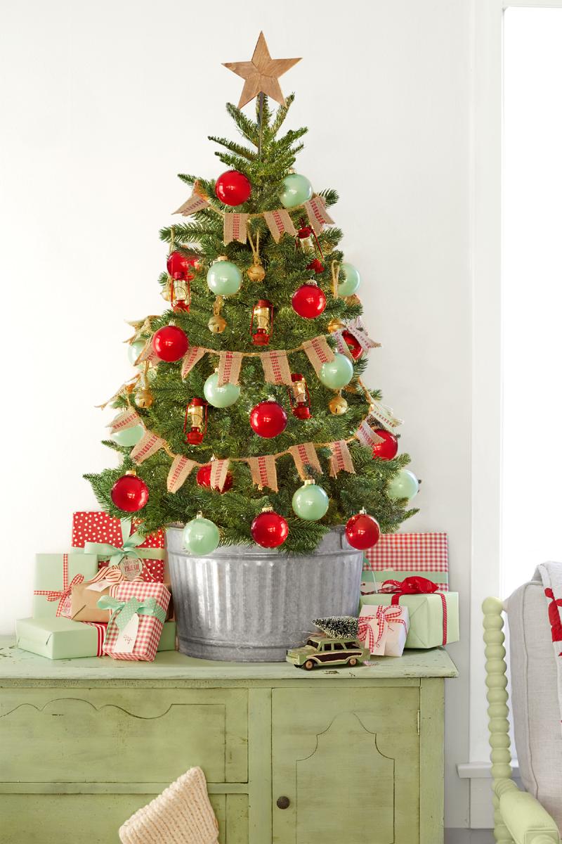 pinheiro natalino simples