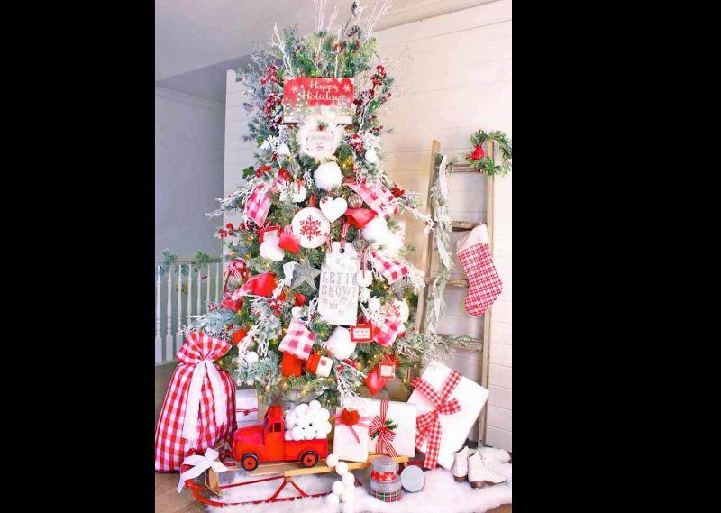 pinheiro natalino criativo