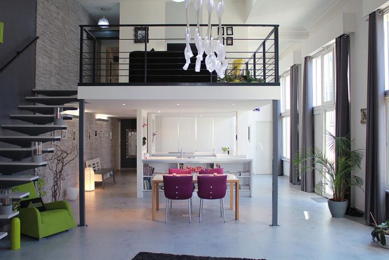 varanda interna sobre home office