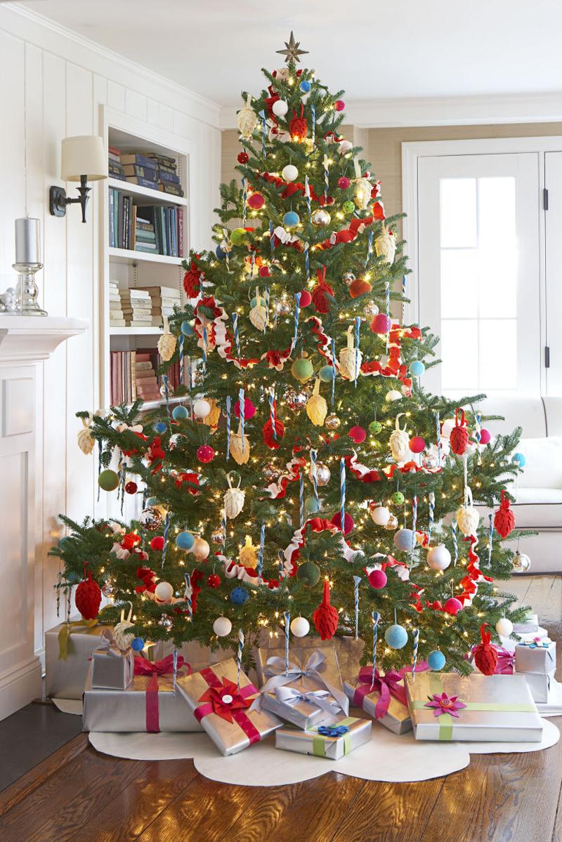 pinheiro natalino pingente