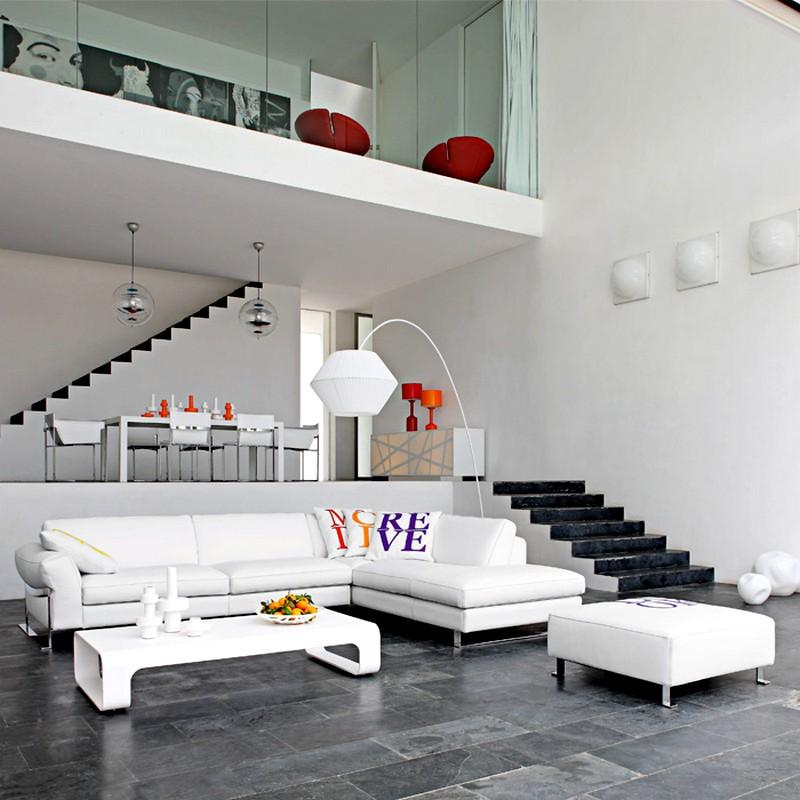 varanda interna com quadros