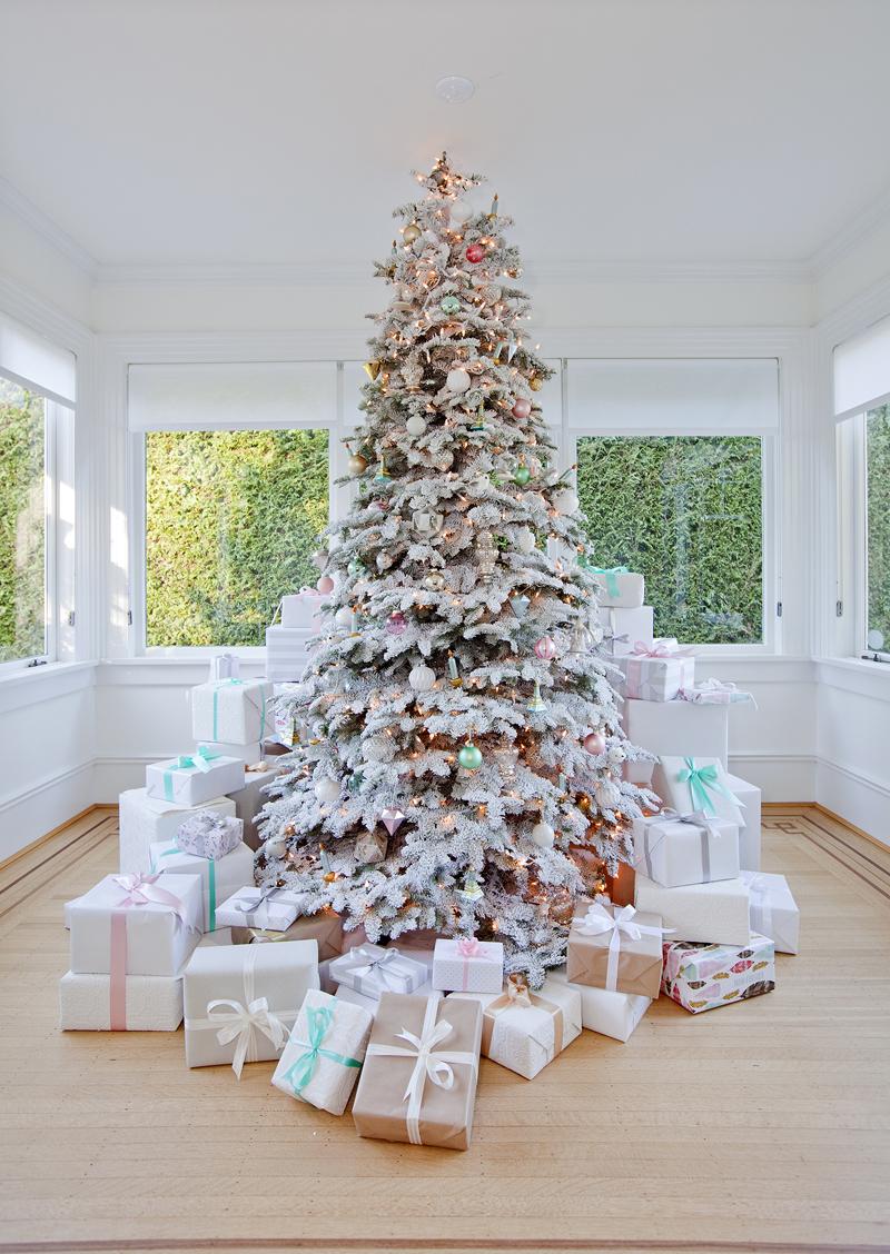 pinheiro natalino presente