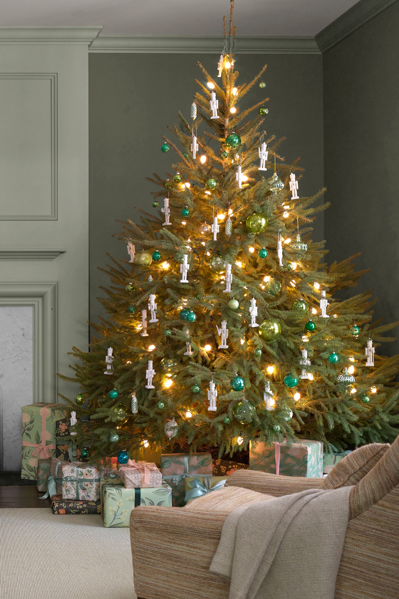 pinheiro natalino velas