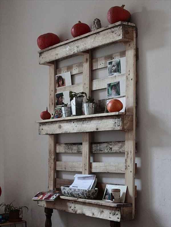 Artesanato em madeira pallet