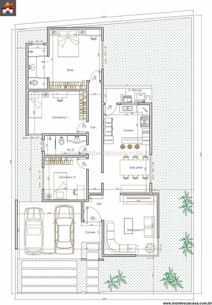 projeto de casa comum