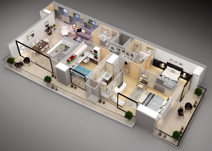 projeto de casa charmosa