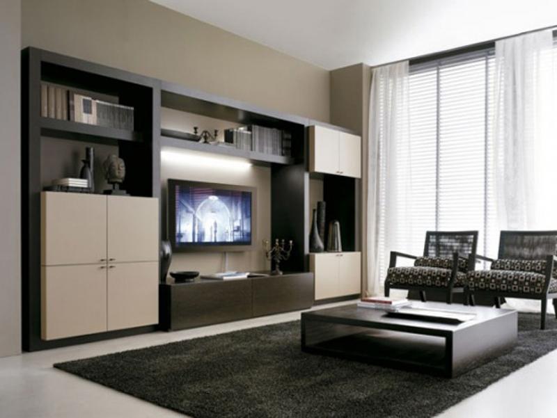 sala de tv basica