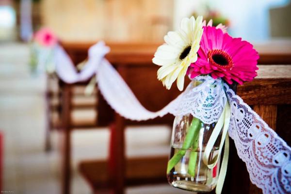 decor casamento igreja