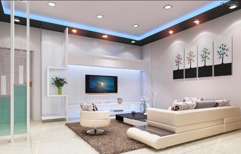 sala de tv leve