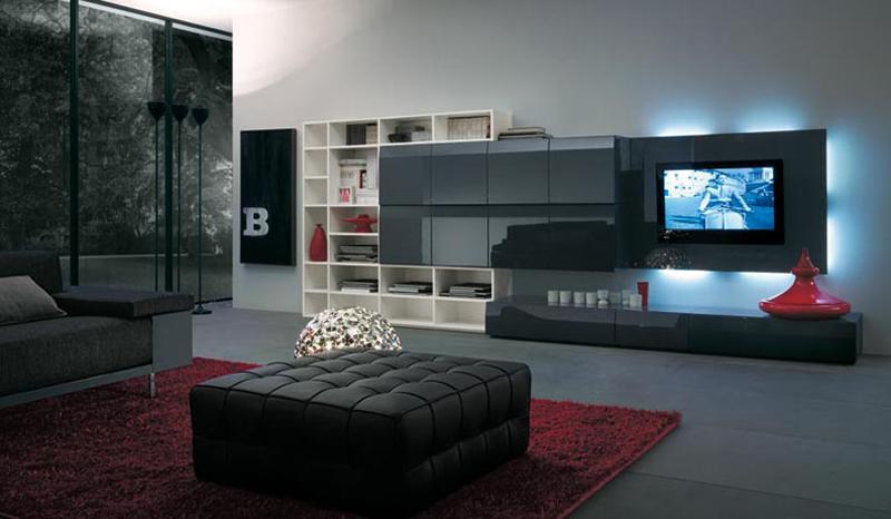 sala de tv personalizada