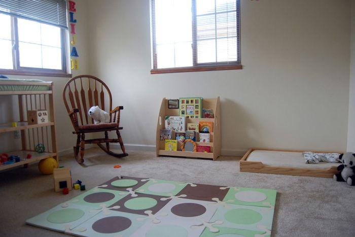 quarto montessoriano cadeira