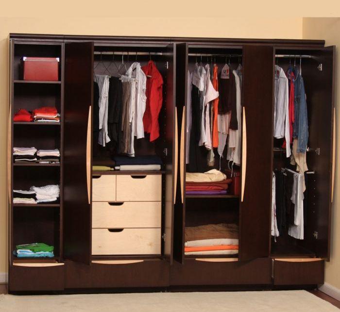 armario planejado preto