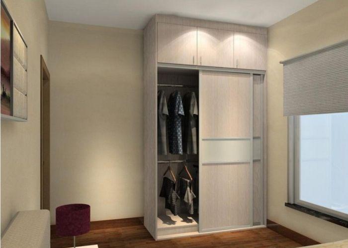 armario planejado estreito