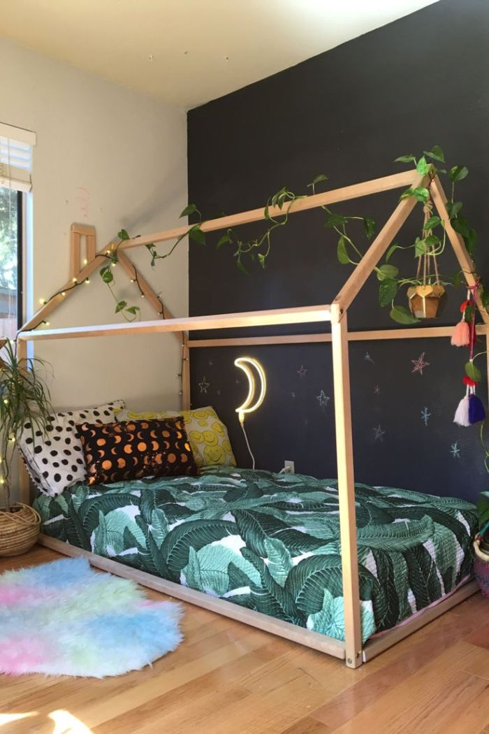 quarto montessoriano plantas