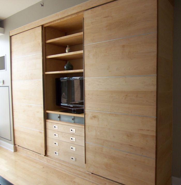 armario planejado madeira