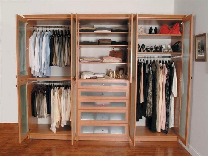 armario planejado espaçosos