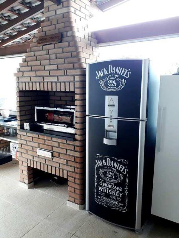 envelopar geladeira inteira