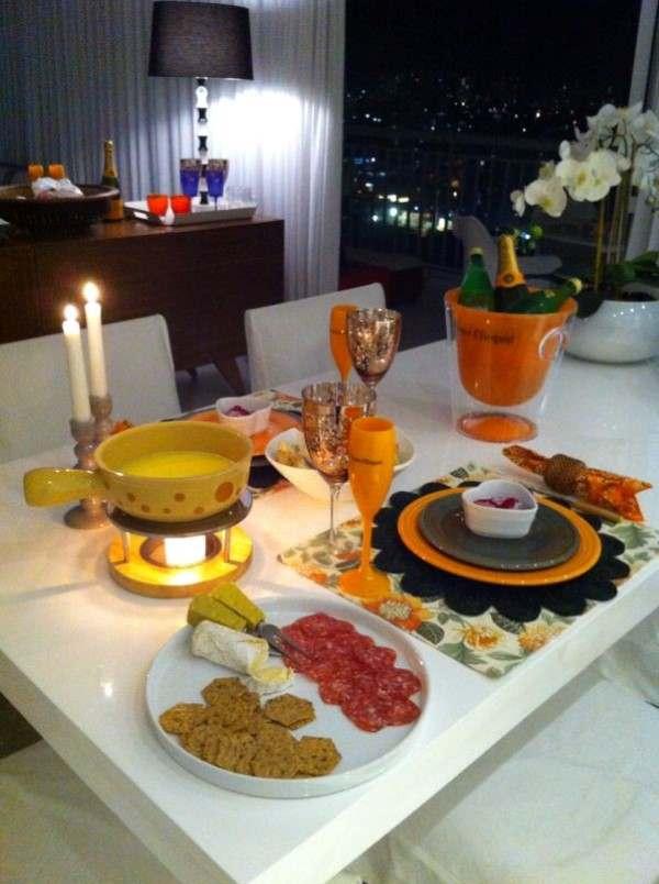 ideias do jantar