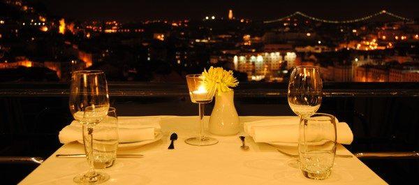 jantar romantico para namorado