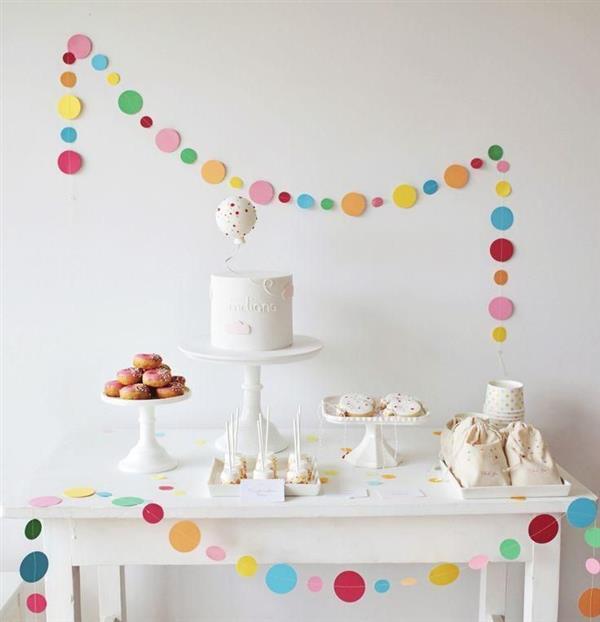 decoração para festa infantil