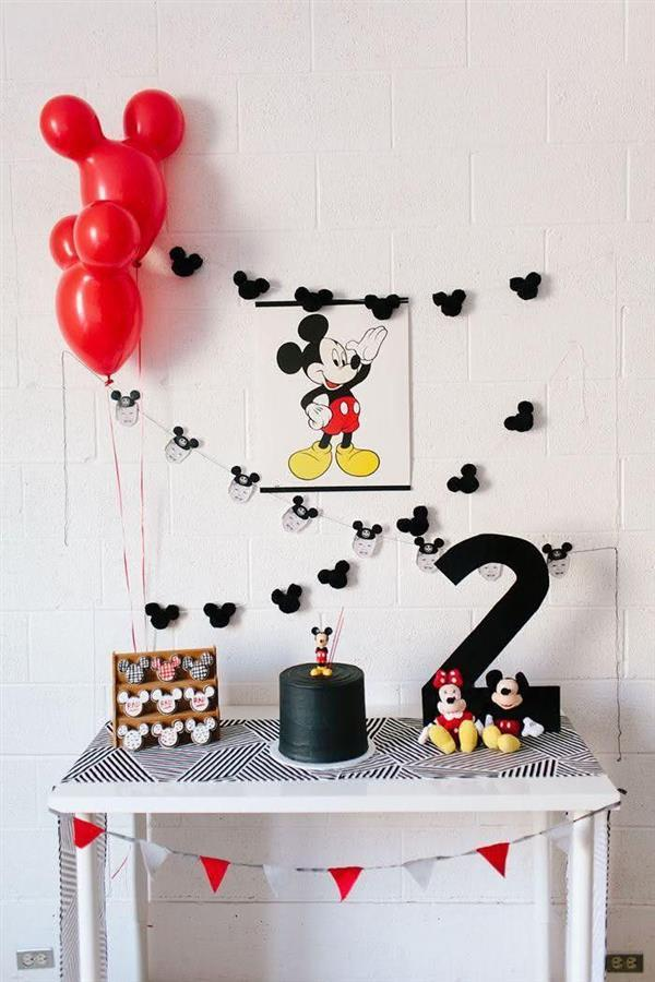 decoracao-de-festa-infantil-do-mickey
