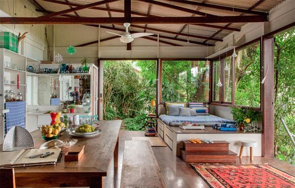 casa-de-fazenda-rustica e moderna