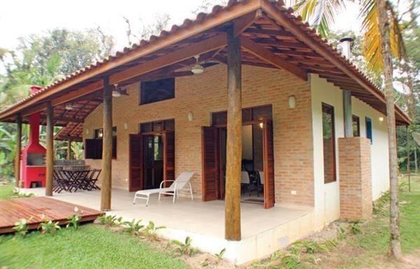 casa rustica simples