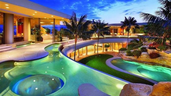 projetos de casas com piscina
