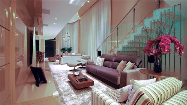 sala linda de estar