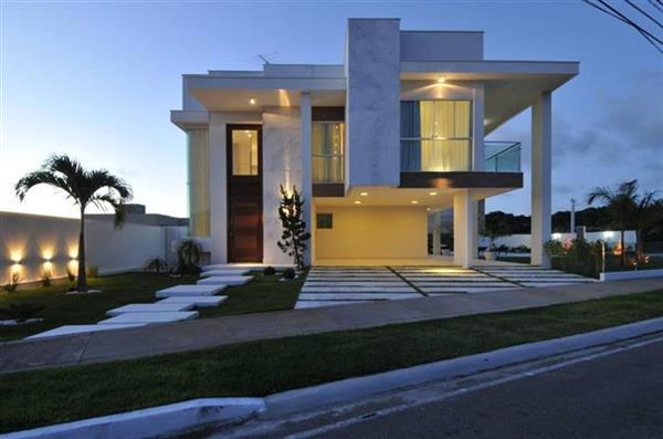 casas lindas por fora e por dentro