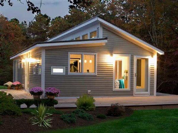 casas pequenas com 3 quartos