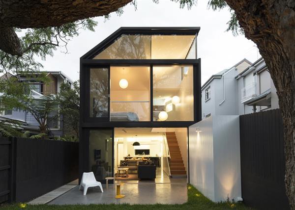 casas pequenas de 2 andares