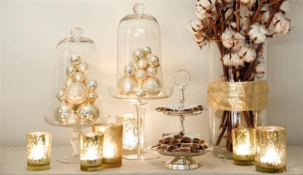 bolas-douradas-decoracão-de-reveillon
