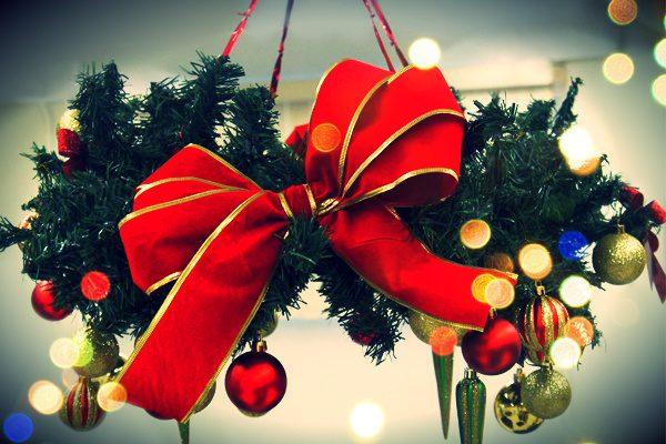 decoração de natal 2019