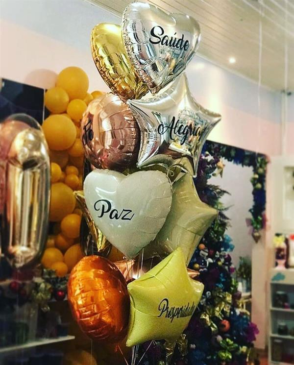 decoracao-de-ano-novo-balão