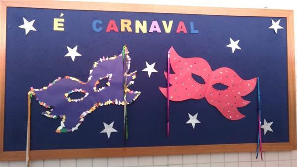 projeto carnaval escola