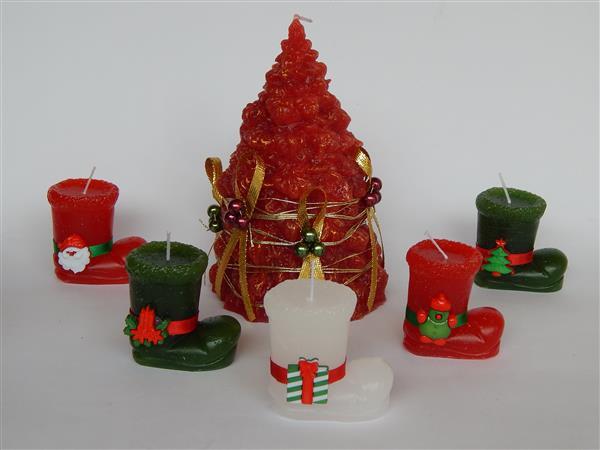 decoracao-de-natal-vela-pinheirinho-bota-vela-pinheiro