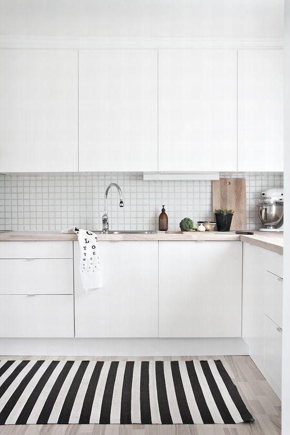 Fotos de Decoração de Cozinha Pequena e Simples