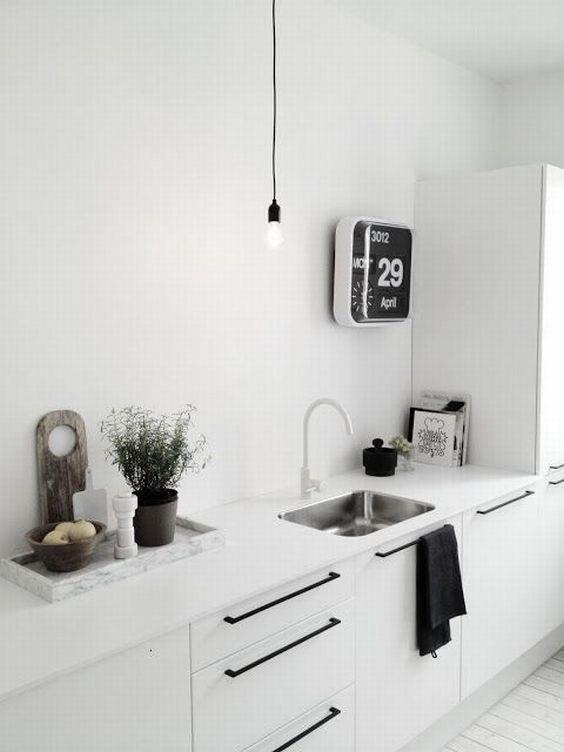 Decoração de Cozinha Simples e Barata