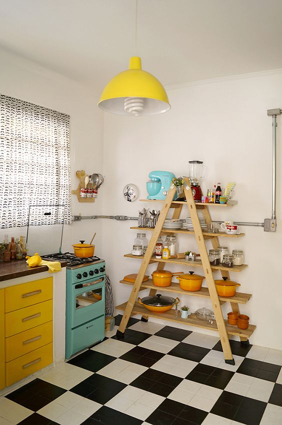Ideias para Decorar Cozinha Gastando Pouco