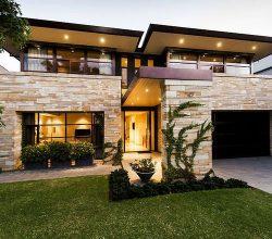 Decoração de Fachadas de Casas com Pedras