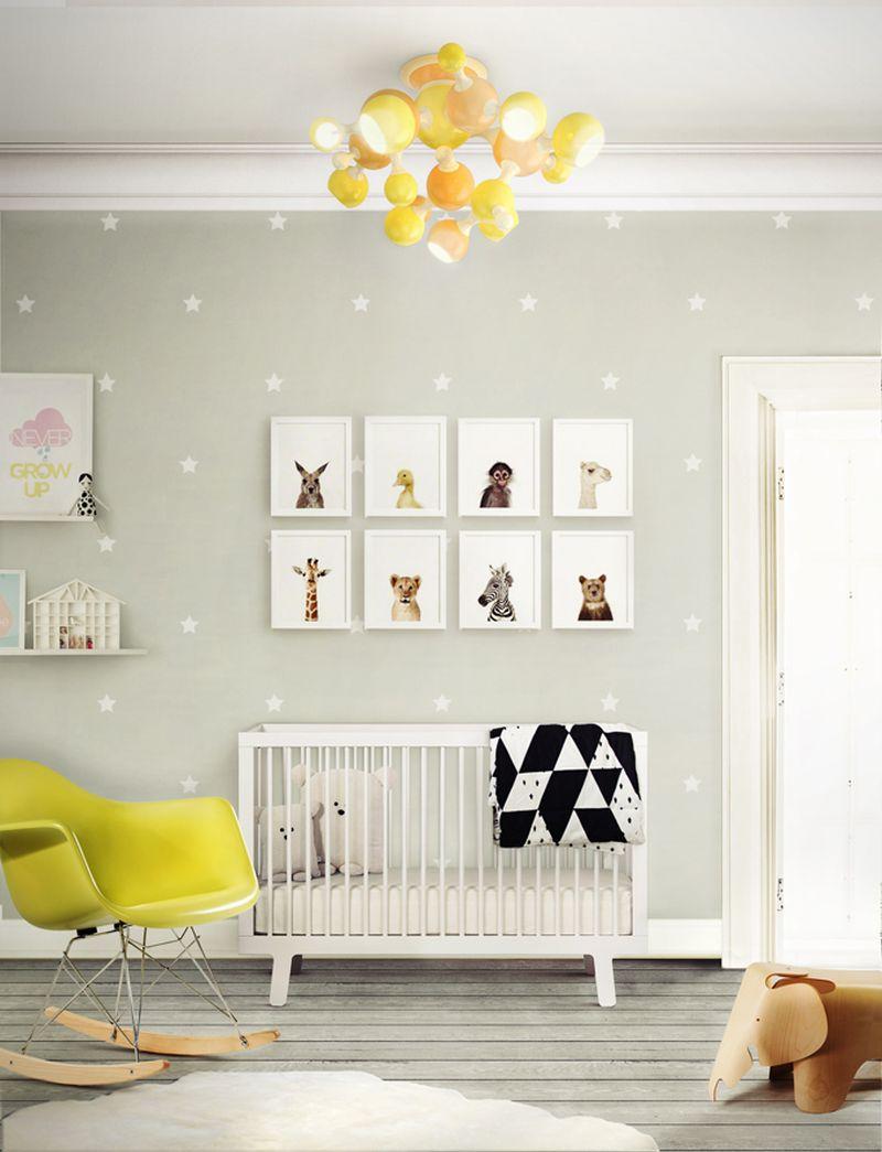 20 Quartos De Beb Simples E Baratos Fotos E Modeloss Decor