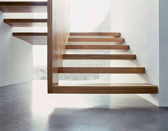Escadas de Madeira Residenciais